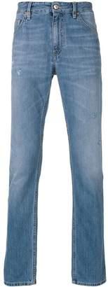 Love Moschino straight-leg denim