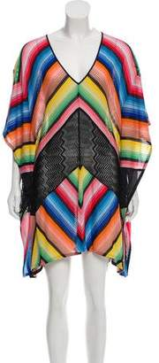 Missoni Mare Striped Knit Dress