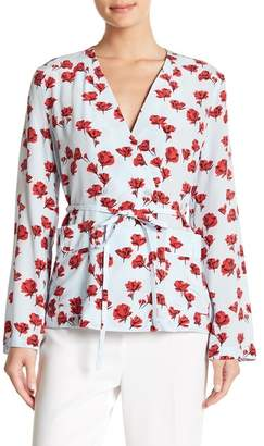 Equipment Mercer Floral Silk Blouse