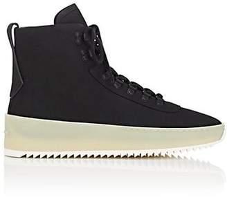 Fear Of God Men's Hiking Nubuck Sneakers - Black