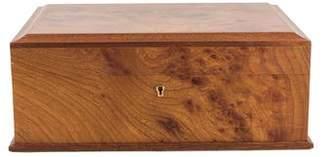 Agresti Briarwood Jewelry Box
