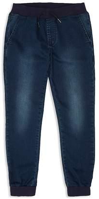 Hudson Boys' Denim Jogger Pants - Little Kid