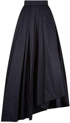Tarallo Asymmetric Maxi Skirt