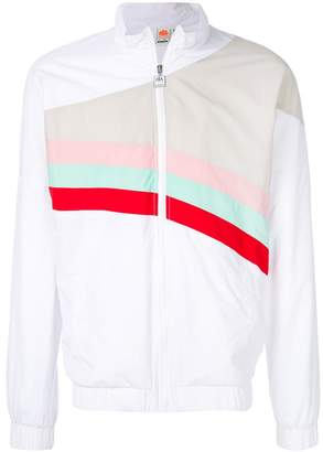 Diadora colour block sports jacket