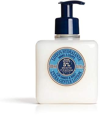 L'Occitane Extra-Gentle 5% Shea Butter Hand & Body Lotion