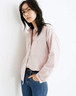 Madewell Corduroy Shirt-Jacket