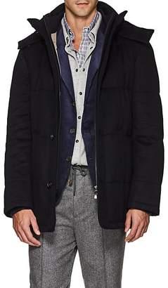 Barneys New York Men's Bramante Water-Repellent Cashmere Coat