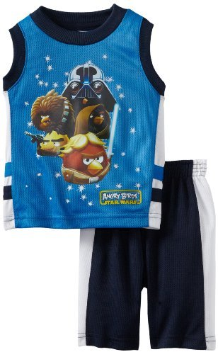Star Wars Angry Birds Boys 2-7 Get Wi...