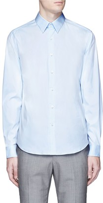 Theory 'Sylvain' point collar shirt