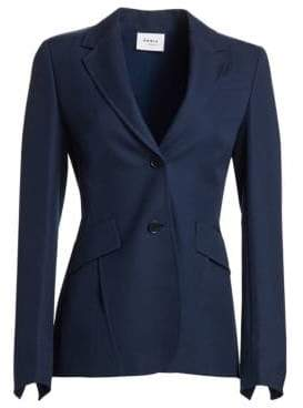 Akris Punto Two Button Blazer Jacket