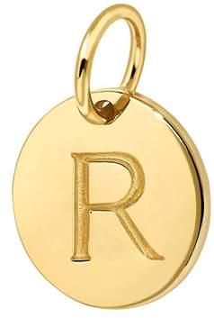 Missoma R 18ct Gold Vermeil Charm