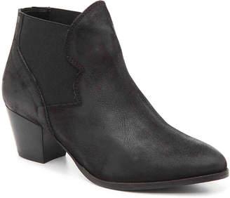 Coolway Judy Chelsea Boot -Cognac Suede - Women's