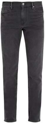 Frame L'homme Skinny Fit Jeans - Mens - Grey