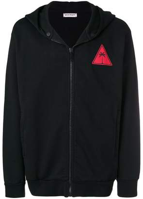 Palm Angels Palm icon hooded jacket
