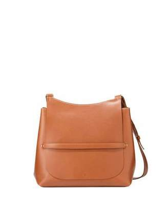 The Row Sideby Smooth Leather Crossbody Bag