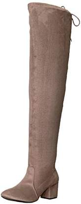 Qupid Women's SKIPPER-01X Over The Knee Boot