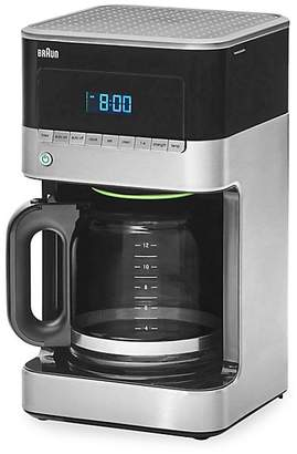 Braun BrewSense 12-Cup Drip Stainless Steel Coffee Maker