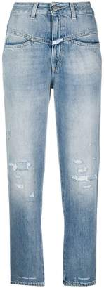 Closed tapered jeans