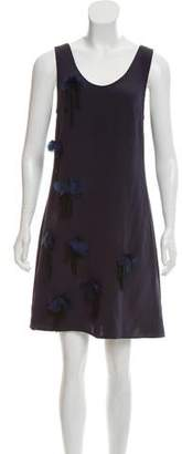 3.1 Phillip Lim Silk Sleeveless Dress