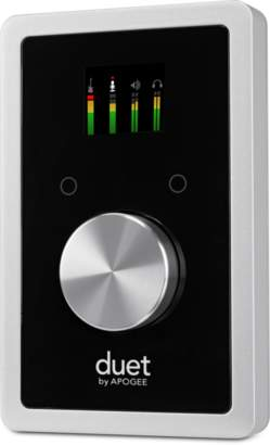 Apple Apogee Duet USB Audio Interface for iPad, iPhone, and Mac
