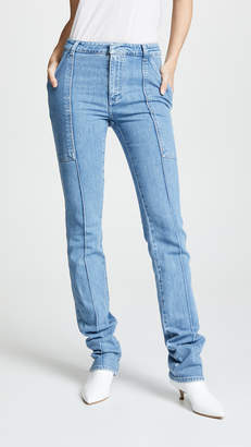 Stella McCartney Front Seam Jeans