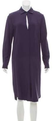 Peter Cohen Long Sleeve Midi Dress w/ Tags