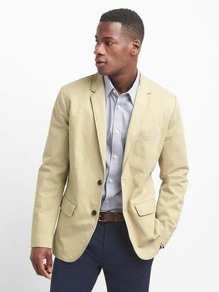 Gap Classic stretch blazer