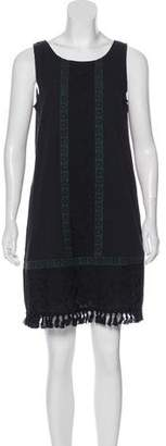 Sanctuary Eyelet-Accented Alicia Dress