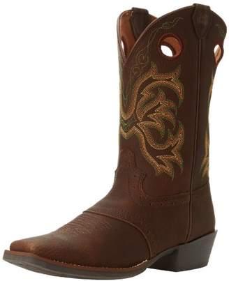 Justin Boots Stampede Western Boot (Toddler/Little Kid)