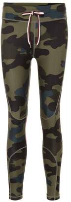 The Upside Army Camo midi leggings