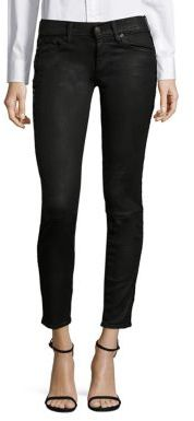 Polo Ralph Lauren Fringe Skinny Jeans $398 thestylecure.com