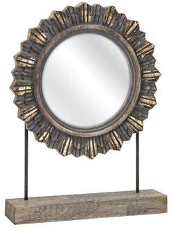 Bloomsbury Market Meghan Makeup/Shaving Mirror