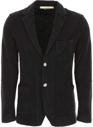 Massimo Alba Jersey Flyj Jacket