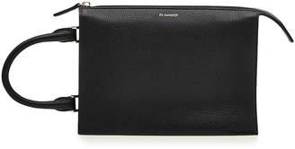 Jil Sander Tootie Leather Bag