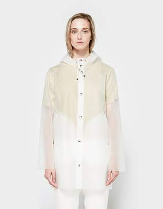 Stutterheim Stockholm Transparent Rain Coat