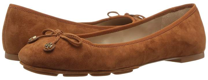 Tory Burch - Laila Drive Ballet Flat Women's Shoes