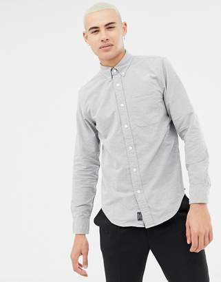 Abercrombie & Fitch long sleeve oxford shirt