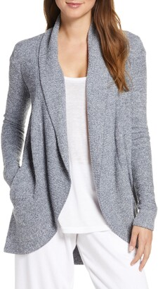 Barefoot Dreams CozyChic(TM) Lite Circle Cardigan