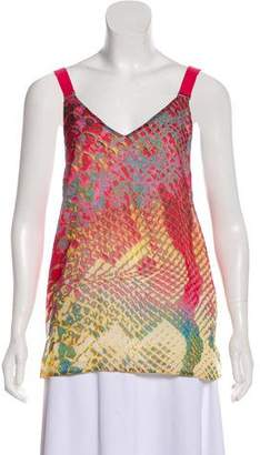 Ramy Brook Printed Sleeveless Top