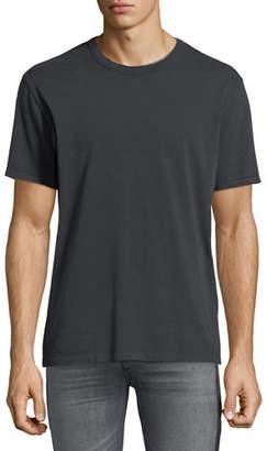 7 For All Mankind Men's Vintage-Inspired Crewneck T-Shirt