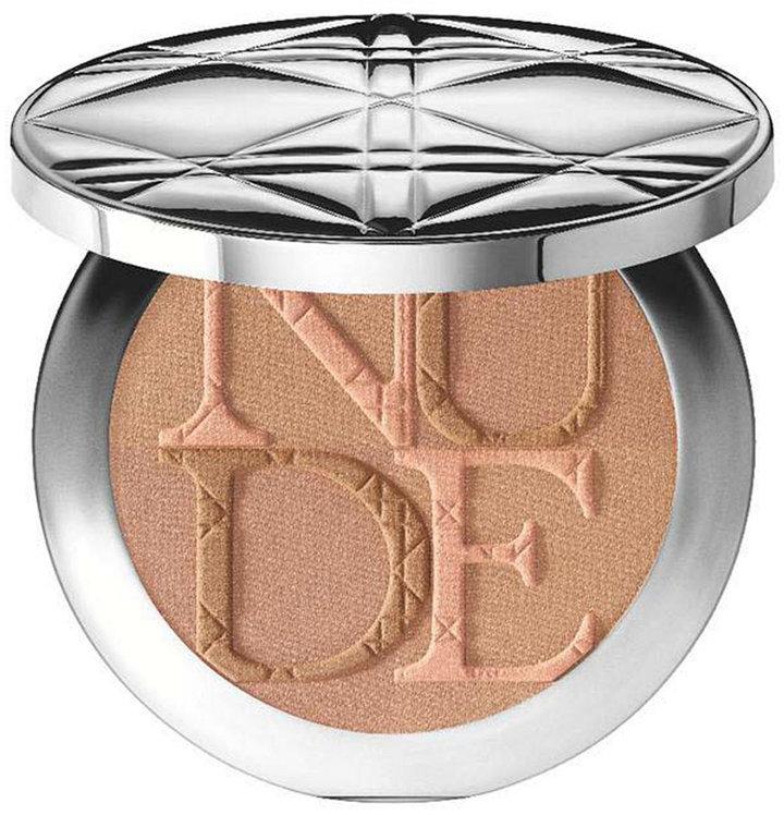 Christian Dior Dior Diorskin Nude Tan Healthy Glow Enhancing Powder
