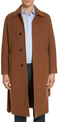Eidos Wool & Cashmere Trench Coat