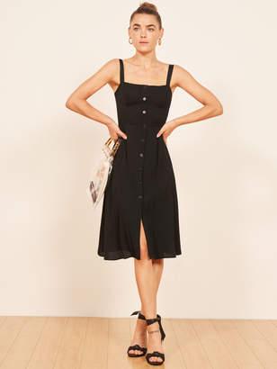 Reformation Persimmon Dress