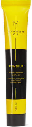 Co Marram Power Up Shaving Cream, 100ml - Colorless