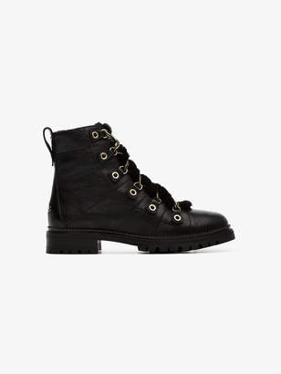 Jimmy Choo Hillary hiking style boots
