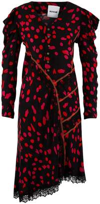 Koché Buttoned dress