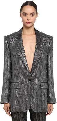 Isabel Marant Oversized Lurex Jacket