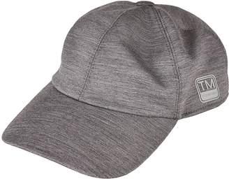 Ermenegildo Zegna Side Logo Jersey Baseball Cap