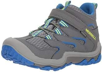 Merrell Girls' Chameleon 7 Access Mid A/C WTRPF Hiking Shoe
