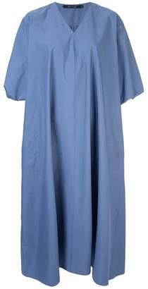 Sofie D'hoore puff-sleeve dress